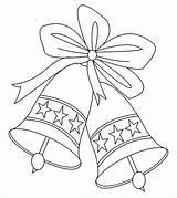 Coloring Bell Momjunction Bells Holiday Printable Cartoon Omalovánky Jingle Balloon Pinu Zdroj sketch template