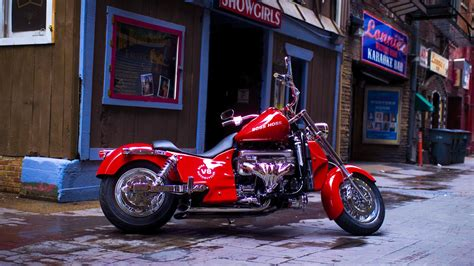 Boss Hoss & V8 Choppers