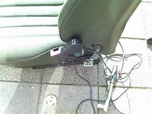 Installed Electrical Adjustable Seat