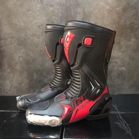 AUGI RACING BOOTS / RIDING BOOTS / BOOTS / AUGI | Shopee ...