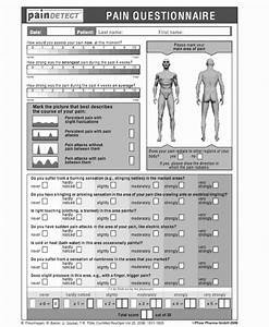 Paindetect Questionnaire For Assessment Of Neuropathic