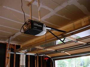 Electric Garage Door Openers  The New And Evolved Way Of