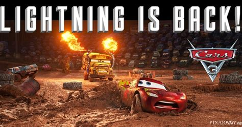 Go Behind-the-scenes Of 'cars 3' & Read