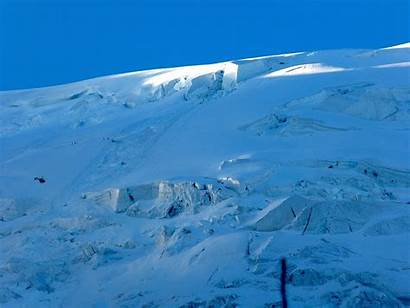 Avalanche Blanc Mont Chamonix Yesterday France Injured