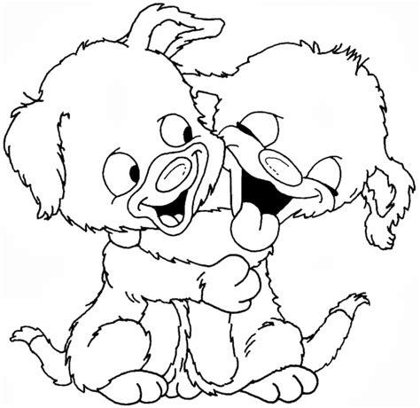 disegni da colorare cuccioli di disegni da colorare cuccioli cerca amici