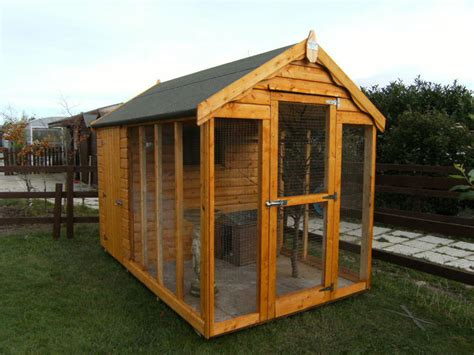 aviary shed aviary and playhouse premier garden sheds