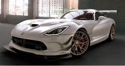 Dodge Viper Matte Cars Acr Paint Srt