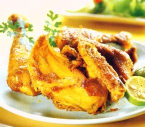 Ini dia lauk favorit keluarga kami : Resep Masakan Ayam Goreng Bumbu Kuning - Gudang Resep Masakan
