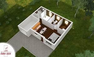 Plan Interieur Maison : focus la maison low cost par babeau seguin ~ Melissatoandfro.com Idées de Décoration