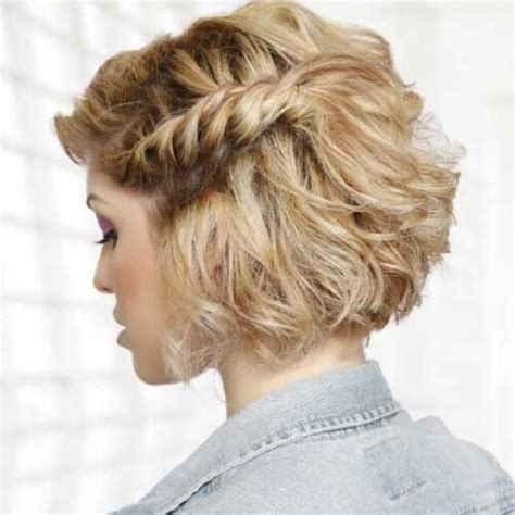 25 stunning prom hairstyles for short hair trendy prom
