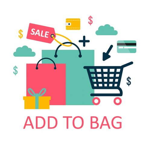 elements   shopping vector