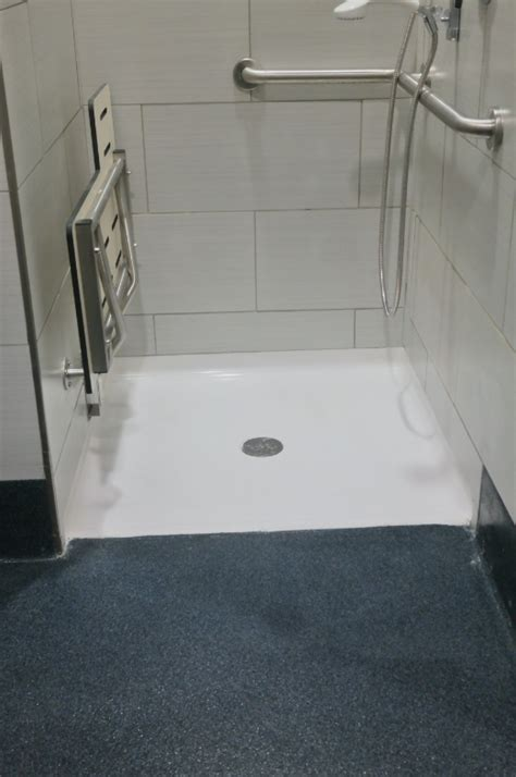 restroom flooring 101 epoxy beats ceramic tile for durability and maintaining