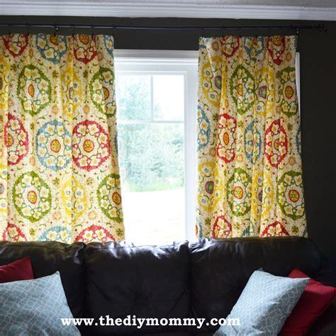Designer Drapes - sew designer drapes the easy way