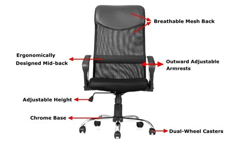 Alera Elusion Chair Canada by 123inkcartridges Ca Moustache 174 Ergonomic Adjustable High