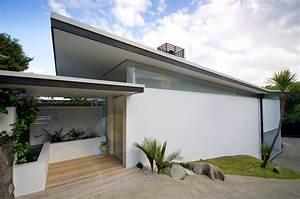 modele de maison style loft exemples construction loft With good creer plan de maison 8 maison contemporaine sur un terrain en pente