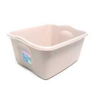 kitchen sink pan 18qt dish pan clay home kitchen kitchen utility 6552