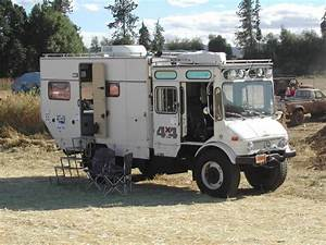 Superlative Unimog Camper | Expedition Motorhome ...