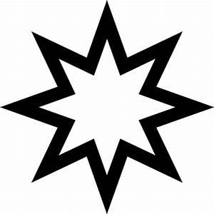 Star Outline Clip Art at Clker.com - vector clip art ...