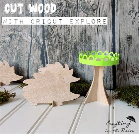 wood hedgehog place cards  cupcake stand crafting