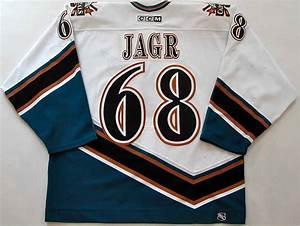 2002 03 jaromir jagr washington capitals worn jersey
