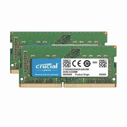 Crucial 2400mhz Mac Ddr4 Memory Dimm 8gb
