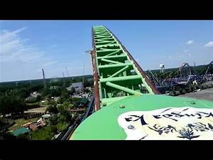 Kingda Ka (On-Ride) Six Flags Great Adventure - VidoEmo ...