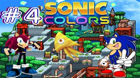 sonic colors ds sonic colors ds part 4 planet wisp w supergirlkels