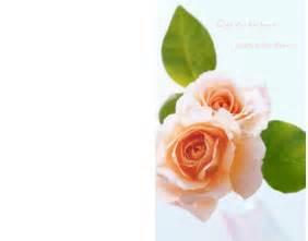 voeux de mariage original carte de vœux pour un mariage fleurie de roses à imprimer