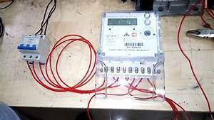How To Connect Three Phase Energy Meter  Digital Meter Connection