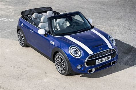 neues mini 2018 mini facelift 2018 test dreit 252 rer cabrio motor
