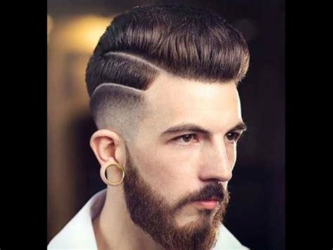 mens trendy hairstyles   attractive mens hair