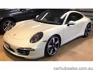 2013 Porsche 911 Carrera 50th Anniversary 991 Auto Lower