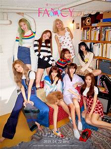 Twice – Fancy You 2nd Teaser Photos (HD/HR) - K-Pop Database / dbkpop.com  Fancy