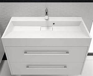 Designer Waschbecken Günstig : design waschbecken waschtisch badm bel 90cm mit unterschrank ~ Sanjose-hotels-ca.com Haus und Dekorationen