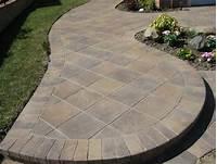 interesting patio design ideas using pavers Concrete paver patio ideas, patio edging ideas concrete paver patio ideas home design ideas ...
