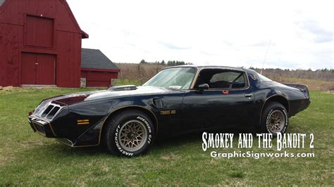 New Smokey And The Bandit Car by Smokey And The Bandit 2 Trans Am Megafest Comic Con