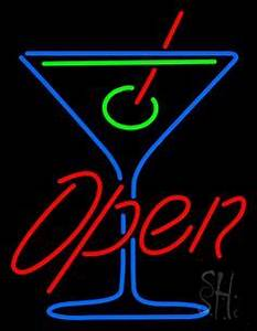 1000 images about Cocktail Open Neon Signs on Pinterest