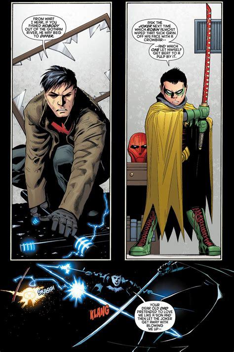 damian wayne robin hood vs batman comicnewbies raven comics jason todd superhero facts fun guardado desde familia much there