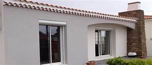 Peinture Pour Façade De Maison : ravalement de fa ade vend e peindre un mur rev tement ~ Premium-room.com Idées de Décoration
