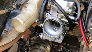 Honda Rancher 350 New Carburetor