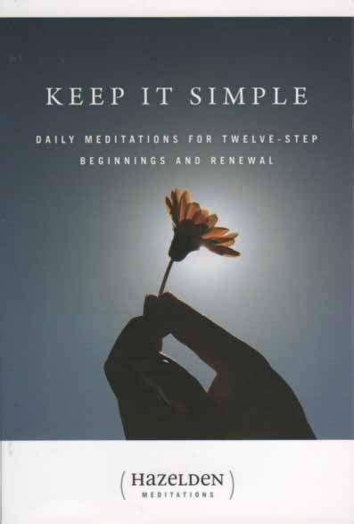 simple daily meditations  twelve step beginnings