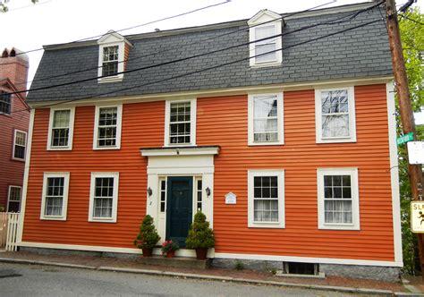 exterior house paint colors photos orange houses streetsofsalem