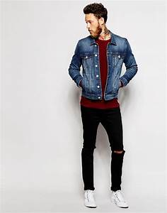 Outfit With Black Jeans Men
