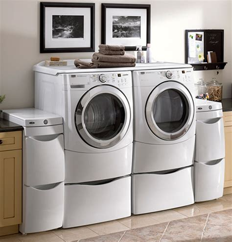 Maytag Performance Series Front Load Washers And Dryers
