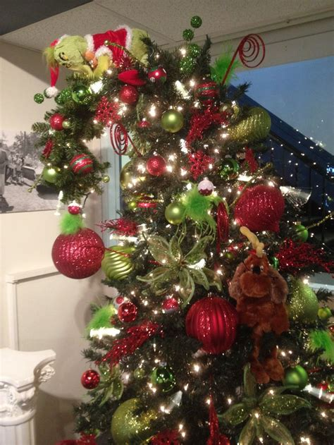 grinch tree grinch tree grinch christmas decorations