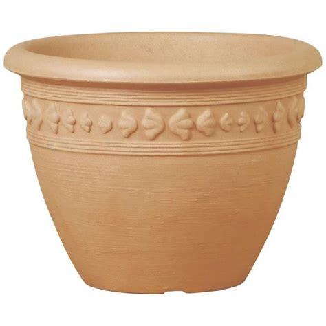 a fleur de pot rennes pot de fleurs chio 216 30 cm terre cuite achat vente jardini 232 re pot fleur pot de fleurs