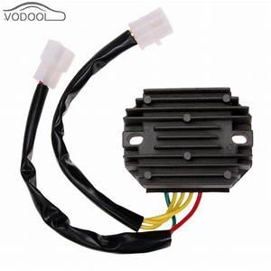 Motorcycle Voltage Regulator Rectifier Single Phase Full