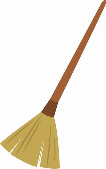 Broom Clip Clipart Besom Broomstick Cliparts Transparent