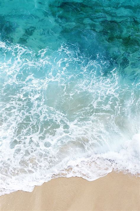 warm  sunny beach quotes surf aerial photography
