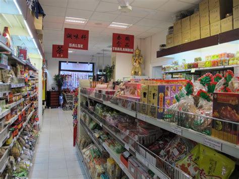 quartier chinois à epicerie chinoise tang frères kathay supermarché asiatique à milan completementflou